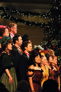 Lambs Players presents An American Christmas
