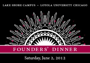Loyola University Chicago Founder's Dinner