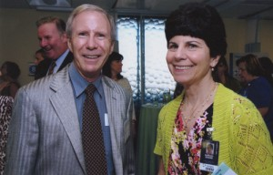 Woltman Family Infusion Center Dedication