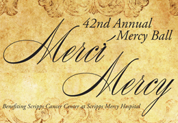 42nd Annual Mercy Ball – Mercí Mercy