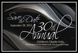 30th Annual Fr. Joe's Villages Children's Charity Gala