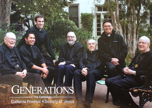 Generations – The Campaign of the California Province of the Society of Jesus