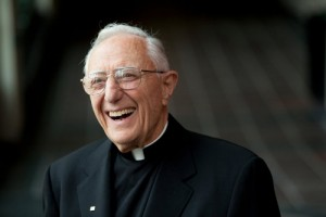 Funeral of Fr. John LoSchiavo at the University of San Francisco