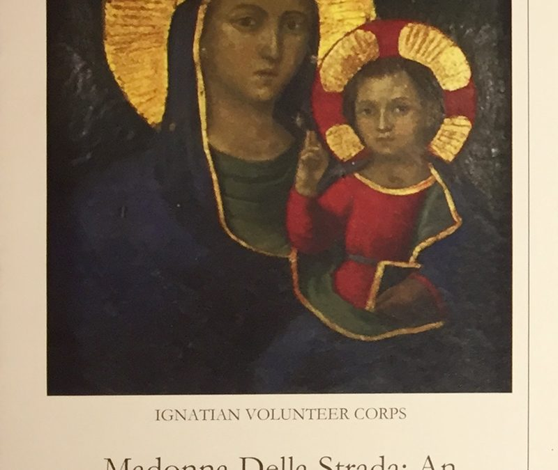 Ignatian Volunteer Corps – Madonna Della Strada:  An Evening of Gratitude