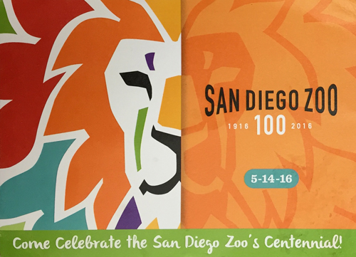San Diego Zoo's Centennial Celebration