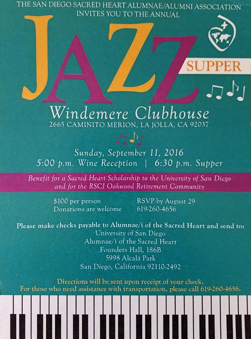 Jazz Supper 2016
