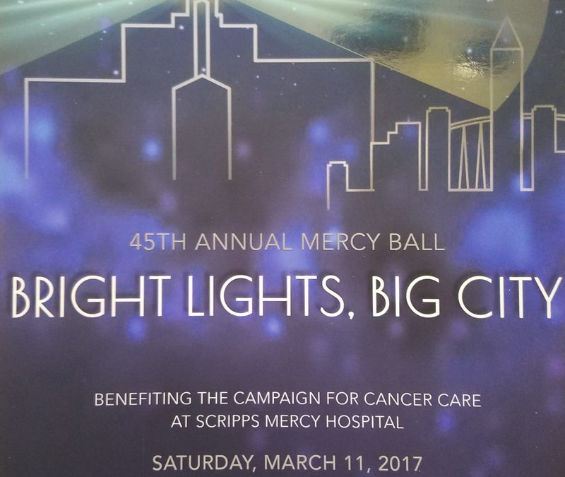 45th Annual Mercy Ball – Bright Lights, Big City