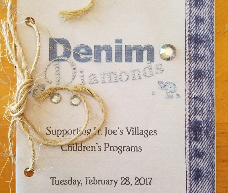 Fr. Joe's Villages Ladies Guild – Denim and Diamonds