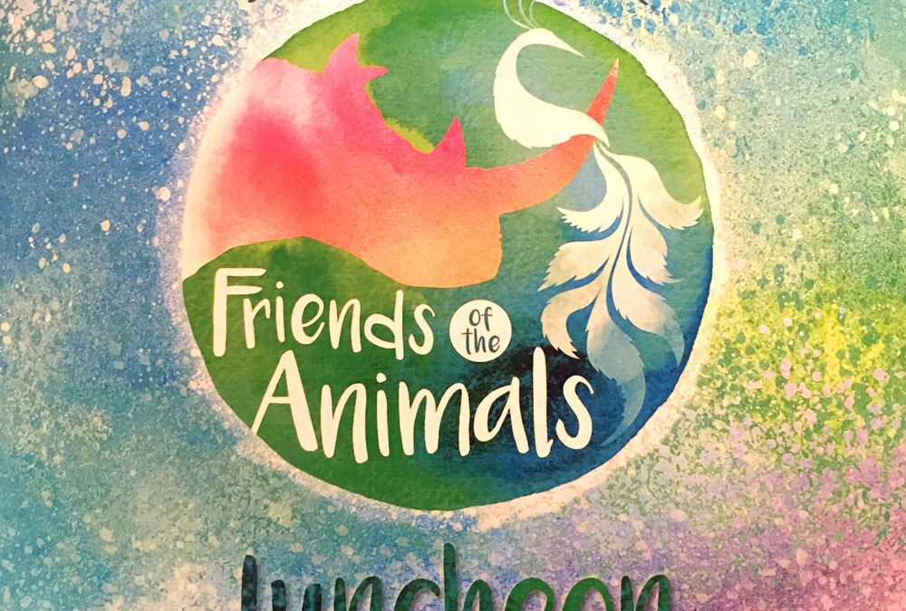 Friends of the Animals Luncheon – San Diego Zoo Global