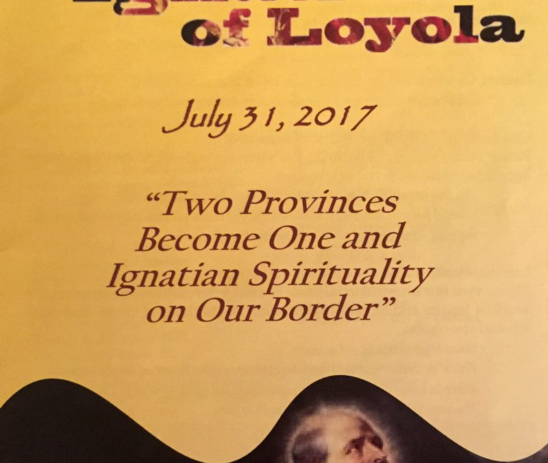 Celebration for the Feast of St. Ignatius Loyola – Our Lady of Guadalupe Church