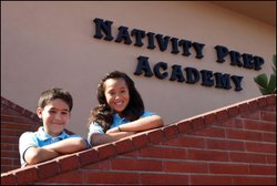10th anniversary of Nativity Prep Academy San Diego