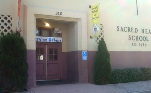 Visit to Sacred Heart Nativity Schools – San Jose, CA