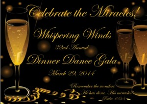 Whispering Winds Catholic Conference Ctr. 32nd Annual Dance Gala