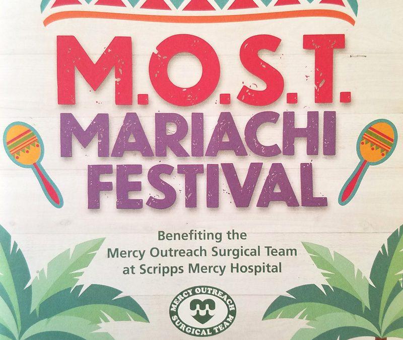 M.O.S.T. Mariachi Festival 2017