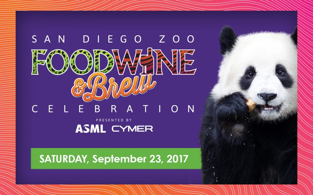 Food, Wine and Brew at the San Diego Zoo