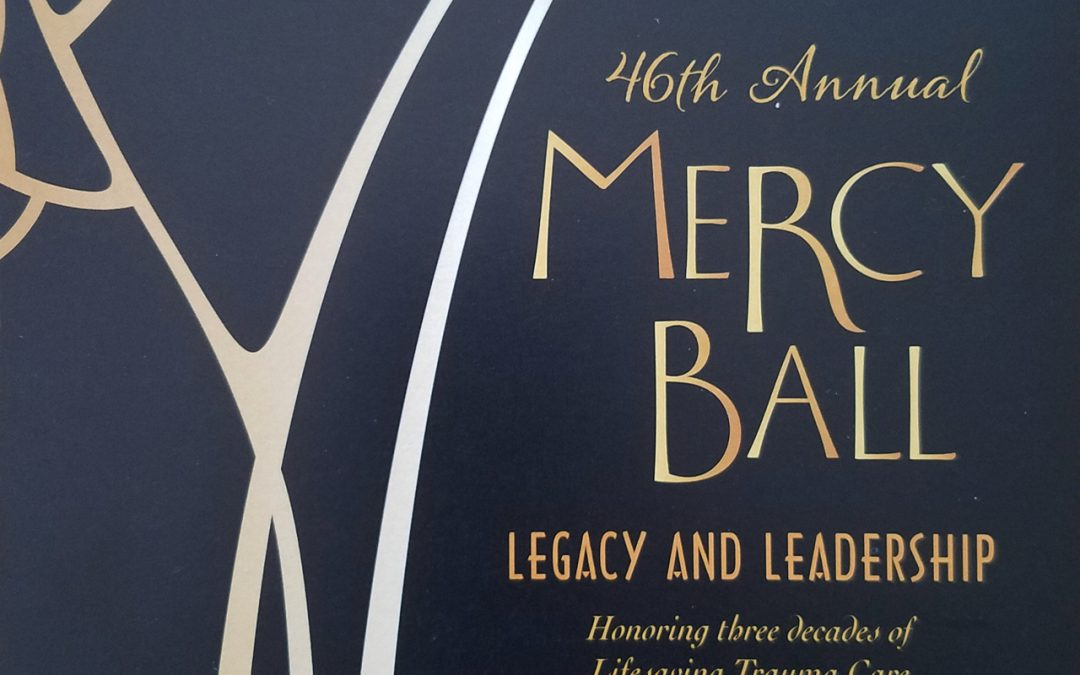 "46th Annual Mercy Ball – ""Legacy and Leadership"""