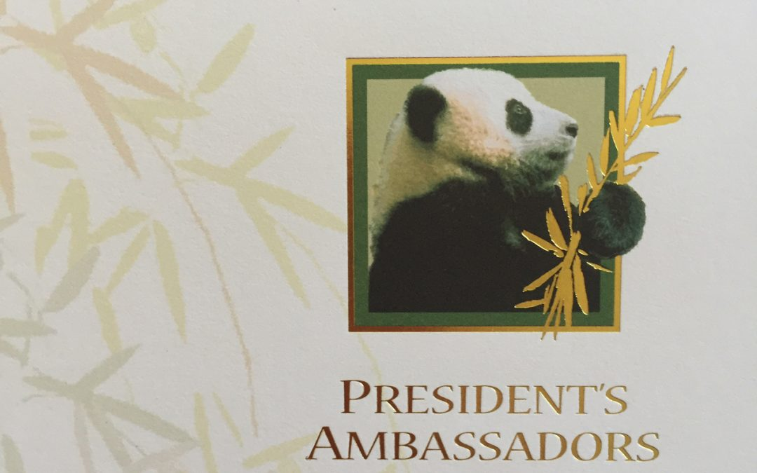 President's Ambassadors – State of the Zoo