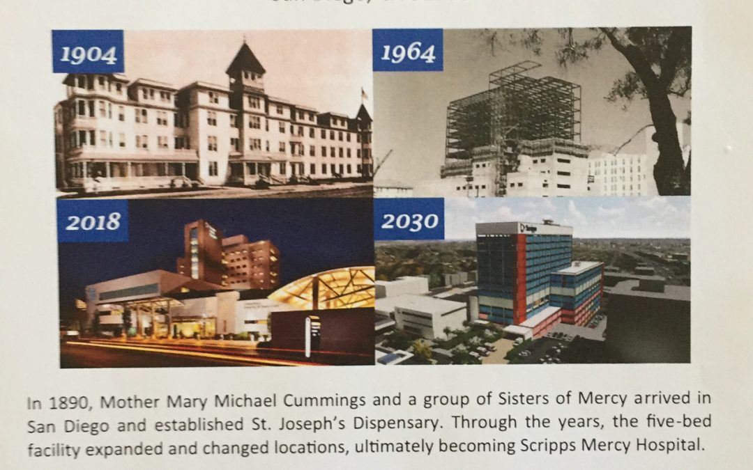 The Past, Present, and Future of Scripps Mercy Hospital