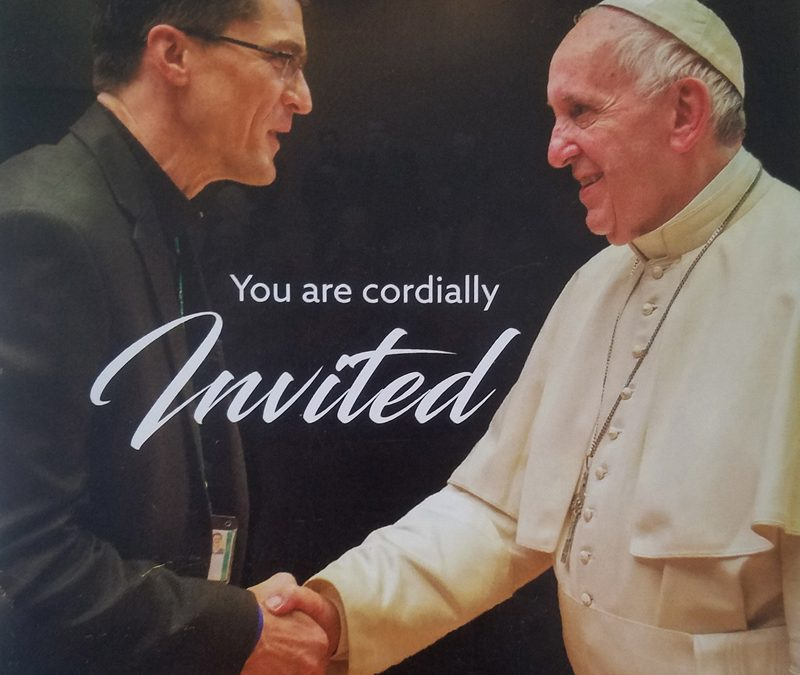 Evening with the Jesuits West Provincial