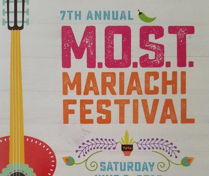 MOST Mariachi Festival 2018