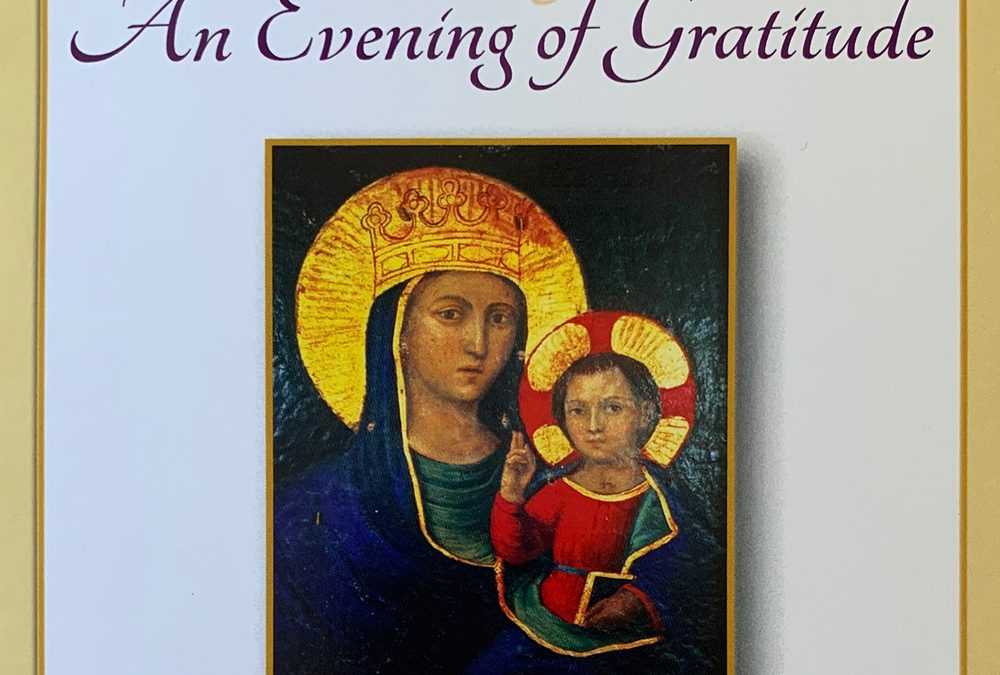 Ignatian Volunteer Corps Evening of Gratitude 2019
