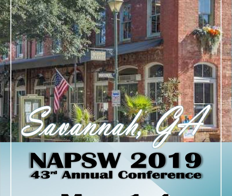 National Association of Perinatal Social Workers Conference 2019
