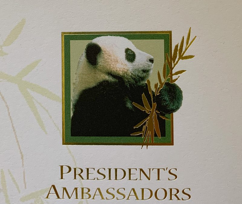 President's Associates at the San Diego Zoo Global