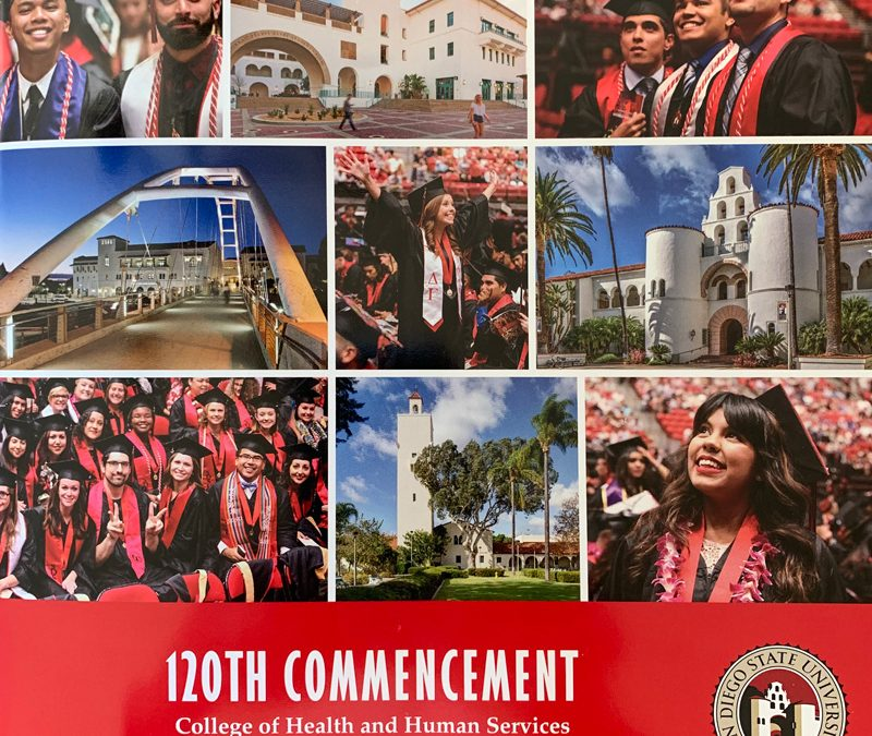 120th Commencement at San Diego State University