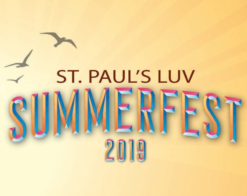 St. Paul's Senior Services – Summerfest 2019