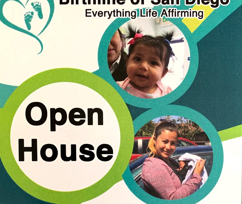 Birthline of San Diego – Open House