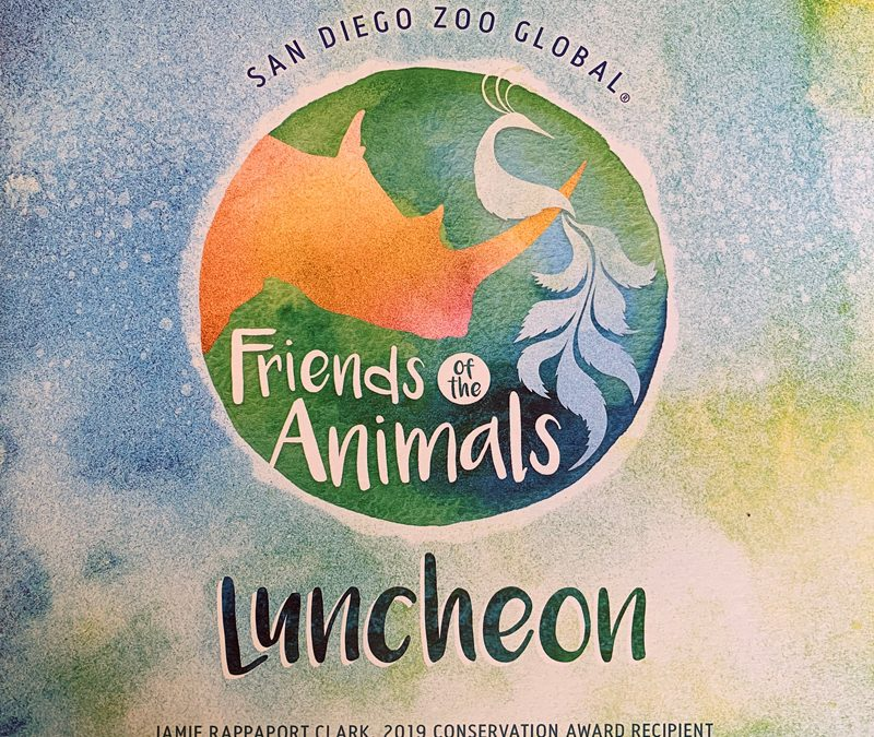San Diego Zoo Global – Friends of the Animals Luncheon