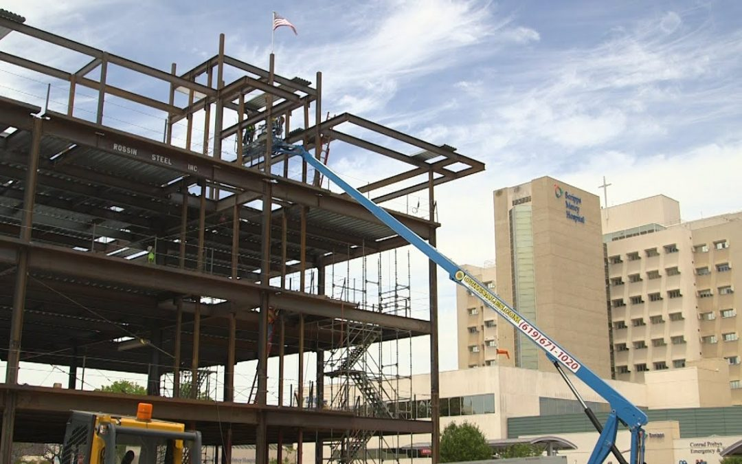 Scripps Mercy Hospital – Topping Office Celebration for the new Prebys Cancer Center