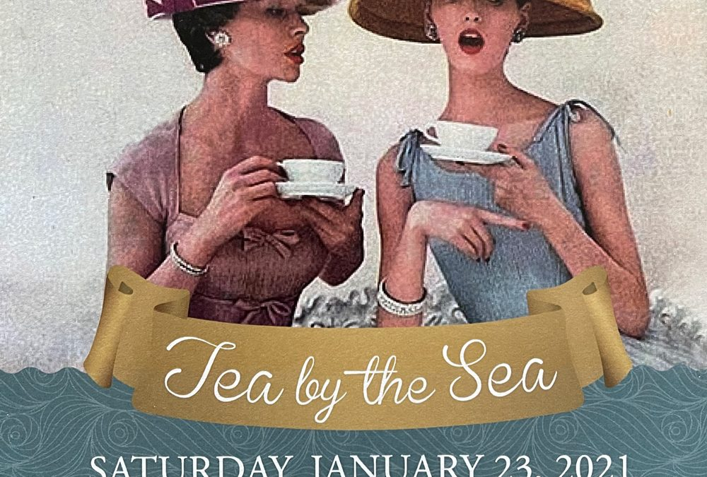 St. Madeleine Sophie's Center – Tea by the Sea